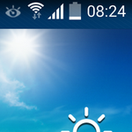 Leaked Android 4.4 Build For The Galaxy S4 Shows White Icons In The Status Bar, New Camera Lockscreen Shortcut, And More