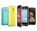[CES 2014] ASUS Announces The ZenFone Line In 4, 5, and 6-Inch Variants, With Intel Guts, Funky Colors, And Low Prices