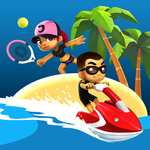 [New Game] Namco's One Button Sports Has Literally The Simplest Controls Possible In A Game