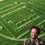 NVIDIA's Marketing Goes Extraterrestrial With A Crop Circle Inspired By The Tegra K1