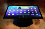 So, You Want Android On Your Coffee Table? Ideum And 3M Think So