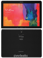 Samsung Galaxy NotePRO 12.2 For Verizon Leaked By @evleaks, Expected To Cost A Bajillion Dollars