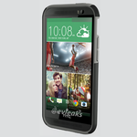 Another Leaked HTC M8 Image Comes To Us Via @evleaks, And This Time The Phone's In A Case