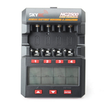 SkyRC NC2500 Is A AA/AAA NiMH Battery Charger That Talks To Your Phone To Show You Current Levels And Other Stats
