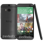 HTC's M8 ('The All New HTC One') Leaked Again, This Time In A More Sober Dark Gray [Update: Silver Too]
