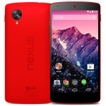 Red Nexus 5 Now Live In Google Play - $350 For 16GB, $400 For 32GB