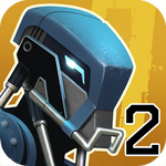[New Game] Return To The Post-Apocalyptic, Robot-Infested Future In EPOCH 2