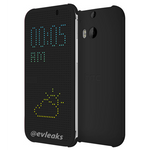 Evleaks Shows Off HTC One 2014 (M8) Case With Integrated See-Through Display, Also Says A Google Play Edition Is Coming [Updated]