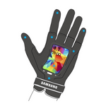 [April Fools] Samsung Unveils Latest Wearable Venture - 'Talk To The Hand' With Samsung Fingers