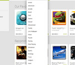 Google's 20 Reorganized Play Store Game Categories Now Live, Including Game-Related Widgets And LWPs