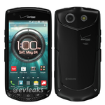 Kyocera Brigadier For Verizon Leaked By @evleaks, Might Steal The Ugly Crown From Casio G'zOne