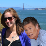 Google's Latest Auto Awesome Effect Photobombs Your Photos With David Hasselhoff