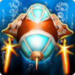 [New Game] Chillingo's Abyss Attack Is An Endless Shooter So Pretty You'll Almost Forget About The In-App Purchases