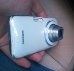 Photos Of The Alleged Samsung Galaxy K (AKA Galaxy S5 Zoom) Posted Before Press Event