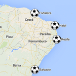 Google Maps Adds Transit Directions For Brazil In Preparation For The 2014 World Cup