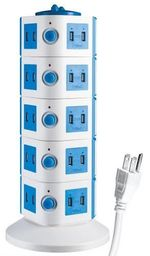 [Charge All The Things] Yubi Power Tower Has 40 USB Charging Ports, Because Why Wouldn't It