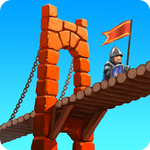[New Game] Physics Game Bridge Constructor Goes Medieval In A Middle Ages-Based Sequel