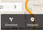 PSA: The New Google+ App Adds Navigation Shortcuts To Your Friends' Locations, But It's Super-Hidden