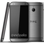 HTC One Mini 2 (M8 Mini) Press Image Leaked, Duo Camera Conspicuously Absent