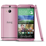 HTC One M8 Leaked In Pink, Because Why Not
