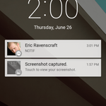 "Android ""L"" Feature Spotlight: Lockscreen Notifications, Actions, And Media Controls"