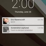 "Android ""L"" Feature Spotlight: Lockscreen Notifications, Actions, And Media Controls"