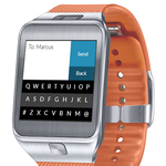 Fleksy Releases Messenger Keyboard For The Gear 2, So You Can Type Your SMS On Your Tiny Screen On Your Tiny Wrist With Your Tiny Hands