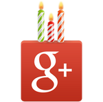 Google+ Turns Three Years Old Today