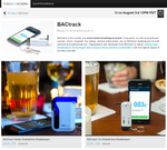 [Deal Alert] BACtrack's Mobile Bluetooth Breathalyzers Are On Sale At Touch Of Modern Until August 3rd