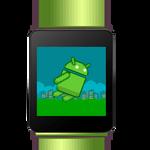 [ಠ_ಠ] The First Game For Android Wear Is A Flappy Bird Clone, Because Screw You, That's Why