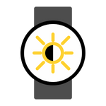 [New App] Display Brightness For Wear Manages Auto-Brightness For Watches That Don't Have Light Sensors