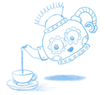 """Google's Adorable """"Teapot"""" Error 418 Page Is Short And Stout (And Interactive)"""