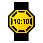 [New App] Ingress Players Now Have A Slick-Looking, Non-Official Android Wear Watchface To Call Their Own