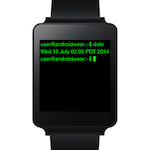 Terminal Watch Face Is The Android Wear App Your Inner Geek Was Clamoring For