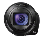 Sony Is Also Planning A New QX30 Add-On Lens With A 30X Optical Zoom