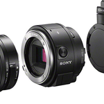 Leaked Sony QX1 Gadget Is A Mirrorless Lens Mount For Smartphones, Supporting Sony's E-Series Lenses