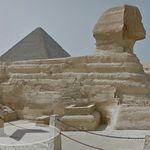 Google Street View Now Available At The Pyramids Of Giza, Camels Included At No Extra Charge