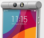 Rumor: Alleged Oppo N3 Render Shows A Thin Design That Retains The Swivel Selfie-Camera In A Cylindrical Bump