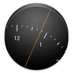 Spotlight Watch Face For The Moto 360 (Or Any Round Wear Watch) Is A Stylish And Simple Single-Hand Design