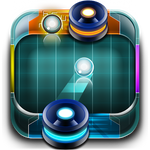 Futu Hoki Adds The Perfect New Elements To Air Hockey: More Players, Glowing Graphics, And Guns