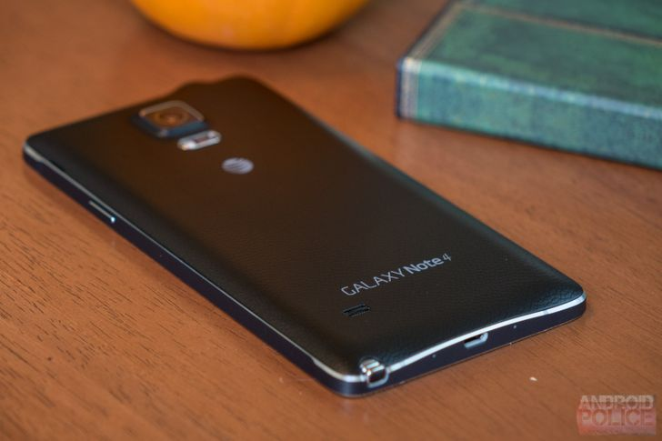 [Update: Note Edge too] Verizon updates the 3-year old Galaxy Note 4 with the Blueborne security patch