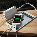 [Deal Alert] Poweradd 6-Port USB Desktop Charger On Sale For $18.99 With Coupon Code From Amazon