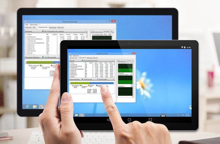 TeamViewer Updated With Wake-On-LAN, SD Card Access, And More