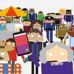 Google Debuts Four More Ads Starring The Cartoon Androidify Figures