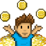 Make Imaginary Internet Money With Frantic Tapping In Noodlecake's Oddly Addictive Bitcoin Billionaire