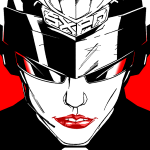 SXPD Is A Comic Book And Video Game Hybrid Where Biker Babes Deliver Justice In Black And White