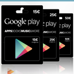 Google Play Store Gift Cards Are Finally Available In Belgium, Denmark, Finland, Ireland, Norway, And Sweden