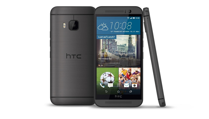 HTC One M9 Details, Images Appear To Have Surfaced Early In Cyberport Listings