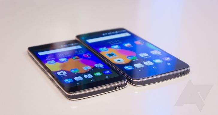 [Hands-On] Alcatel OneTouch Idol 3 - An Affordable Lollipop Phone You Might Actually Want, In Two Sizes