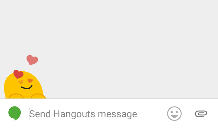 Google Adds Some Valentine's Day Treats To Hangouts